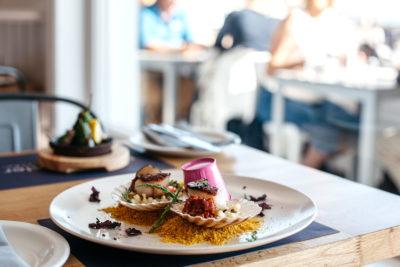 Porthminster Kitchen escallops