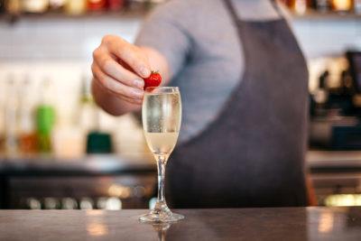 Porthminster Kitchen cocktails